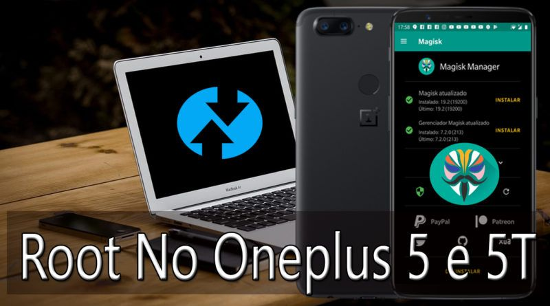 23 800x445 - Root No Oneplus 5 e 5T Android Pie 9.0