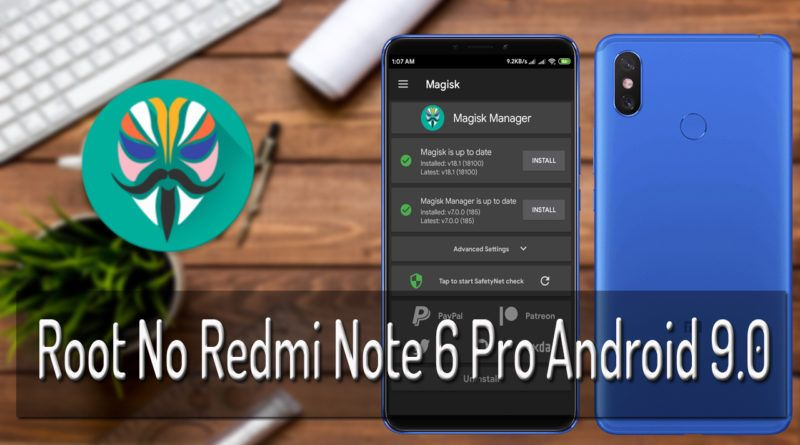 43 800x445 - Root No Redmi Note 6 Pro Android 9.0 PIE