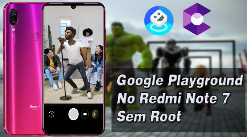 GOOGLE 800x445 - Google Playground No Redmi Note 7