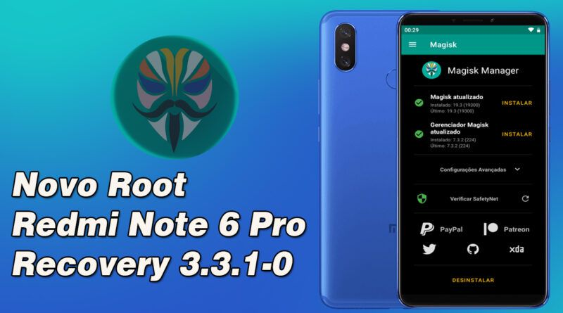 MM 800x445 - Root No Redmi Note 6 Pro Recovery 3.3.1-0