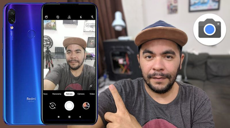 SELF 800x445 - Camera Do Google Pro Redmi Note 7