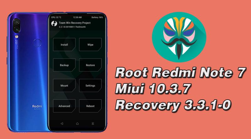 tt 1 800x445 - Root No Redmi Note 7 Miui 10.3.7