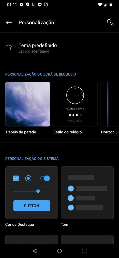 Screenshot 20200125 011124 473x1024 - OxygenOS Q Beta 8 do OnePlus 7 Port Para o Redmi Note 7