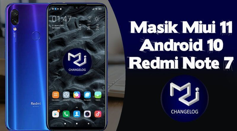 sik 800x445 - Masik Rom Miui 11 Android 10 Redmi Note 7